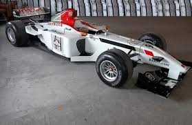 formula 1 car for sale jenson button s f1 car on sale on e bay for 25 000 daily mail