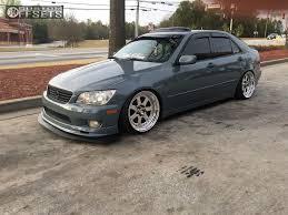 2001 lexus is300 wheels 2001 lexus is300 chikara rs7 truhart coilovers