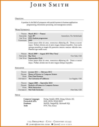 resume exles for with no experience time resume resume exles for with no experience