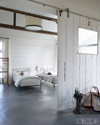Sliding Barn Doors A Practical Solution For Large Or by House Tour The Most Perfect Farmhouse In The Hamptons Concrete