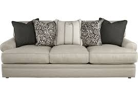 Cindy Crawford Gazebo by Cindy Crawford Home Lincoln Square Beige Sofa 999 99 99w X 46d X