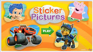 nick jr sticker pictures dora u0026 friends paw patrol peppa pig
