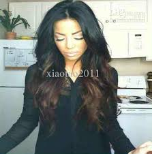 20 inch hair extensions miracle 18 20 inch 1bt4 glue skin pu in ombre two tone dip