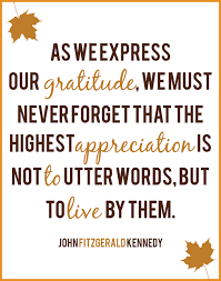 printable f kennedy quote on gratitude thanksgiving jfk