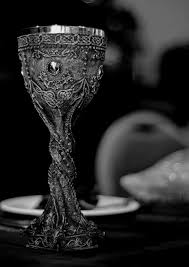 ceremonial chalice umbral chalice three enchanted goblets believed to allow
