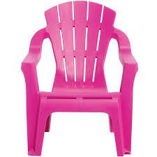 chaise de jardin enfant fauteuil de jardin plastique pour enfant mobilier de jardin