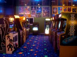 Arcade Barn Retro Arcade Room Amazing Arcades Pinterest Arcade Room