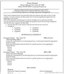 Federal Job Resume Template Resume Format For Government Jobs Federal Government Resume