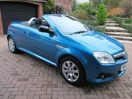 opel convertible vauxhall tigra electric hard top convertible 1364cc 54 plate in