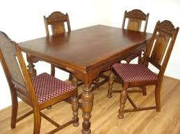 Dining Table Antique Dining Tables Wooden Table And Chairs Antique Dining Room Furniture For Sale
