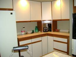 painting melamine cabinets with oak trim designideias com