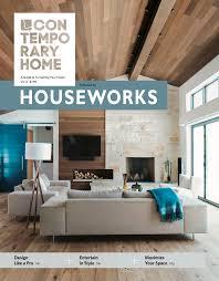 houseworks contemporary home magazine