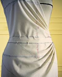how to use a dress form to design garments threads