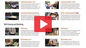 Design Your Home By Yourself Tiny House Design U0026 Construction Guide Eworkshop U2013 Diy Tiny