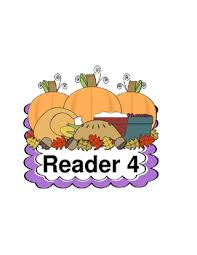 before thanksgiving a thanksgiving reader s theater