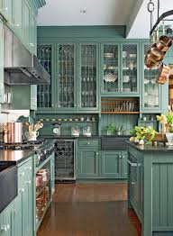 what color goes with green cabinets 19 green color schemes that prove this fresh hue goes with