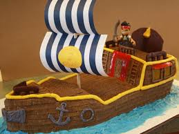 pirate ship cake party cakes pirate ship cake