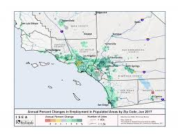 Riverside Zip Code Map by California Loses 1400 Jobs In June Isea
