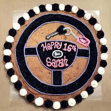 Birthday Memes For Facebook - steering wheel sweet cookie cake giant birthday memes for facebook