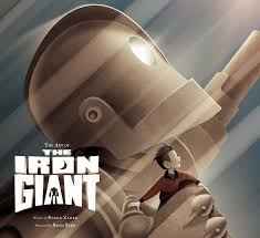 the iron giant the art of the iron giant book by ramin zahed official publisher