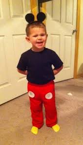 mickey mouse costume toddler mickey mouse basic toddler costume 3 4t mickey minnie mouse