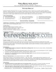 systems analyst resume doc system analyst resume resume samples system analyst resume