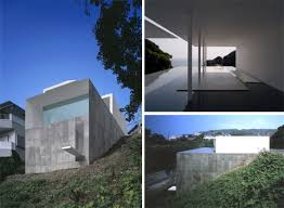 Small Home Design Japan T House A Swimming Pool For Entrance Japanese Architecture