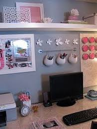 Desktop Decorations Desk Organization Home Sweet Home Ideas Pinterest