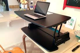 Stand Up Desk Kickstarter Portable Standing Desk Australia Attachment For Laptop Esnjlaw Com
