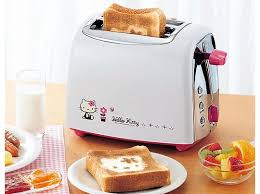 Notes Toaster Japan Trend Shop Hello Kitty Toaster