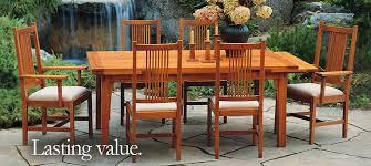 stickley dining room furniture everlasting stickley furniture since 1900