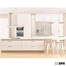 satin nickel kitchen cabinet pulls 3 inch bar 25 pack of