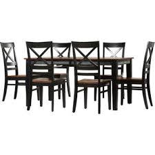 two tone dining room furniture wayfair
