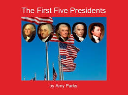 first five presidents the first five presidents free books children s stories