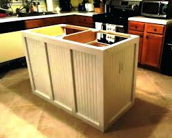 build a bar from stock cabinets kitchen island cabinets diy kitchen islands build kitchen island