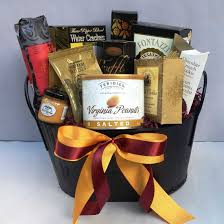 virginia gift baskets grammy gift basket the last crumb gift baskets
