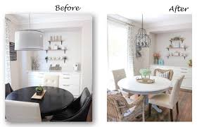 Farmhouse Dining Room Sets Modern Farmhouse Dining Room Table Diy Light Lane