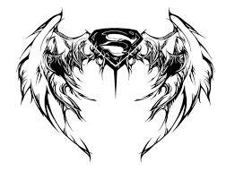 25 best superman tattoos ideas on pinterest batman tattoo
