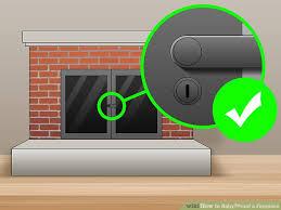 Baby Proof Fireplace Screen by 3 Ways To Baby U2010proof A Fireplace Wikihow