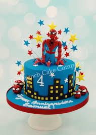 Anniversaire Tracteur by Cake For Boys Spiderman Gateau D U0027anniversaire Pour Enfants