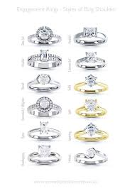 engagement ring styles free rings different types of rings different