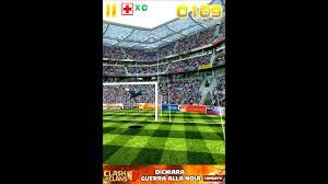 ball soccer flick football arcade mode gameplay youtube