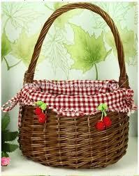 gift fruit baskets wicker gift fruit basket empty gift basket decorations wholesale