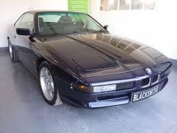 bmw 800 series used bmw 8 series 840ci for sale in stockton on forest