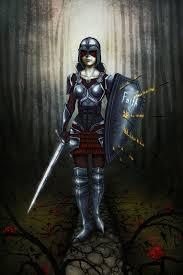 armor of god by blackbirdink on deviantart