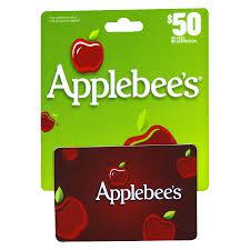 applebee s gift cards applebees 50 gift card walgreens