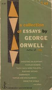 george orwell animal farm essay