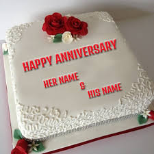 wedding wishes online editing write your name on anniversary cake picture wishes