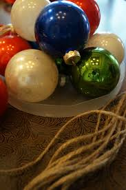 recycled christmas tree ornaments u2026 nola at heart