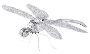 unique dragonfly gifts fascinations metal earth 3d metal model diy kits unique gifts